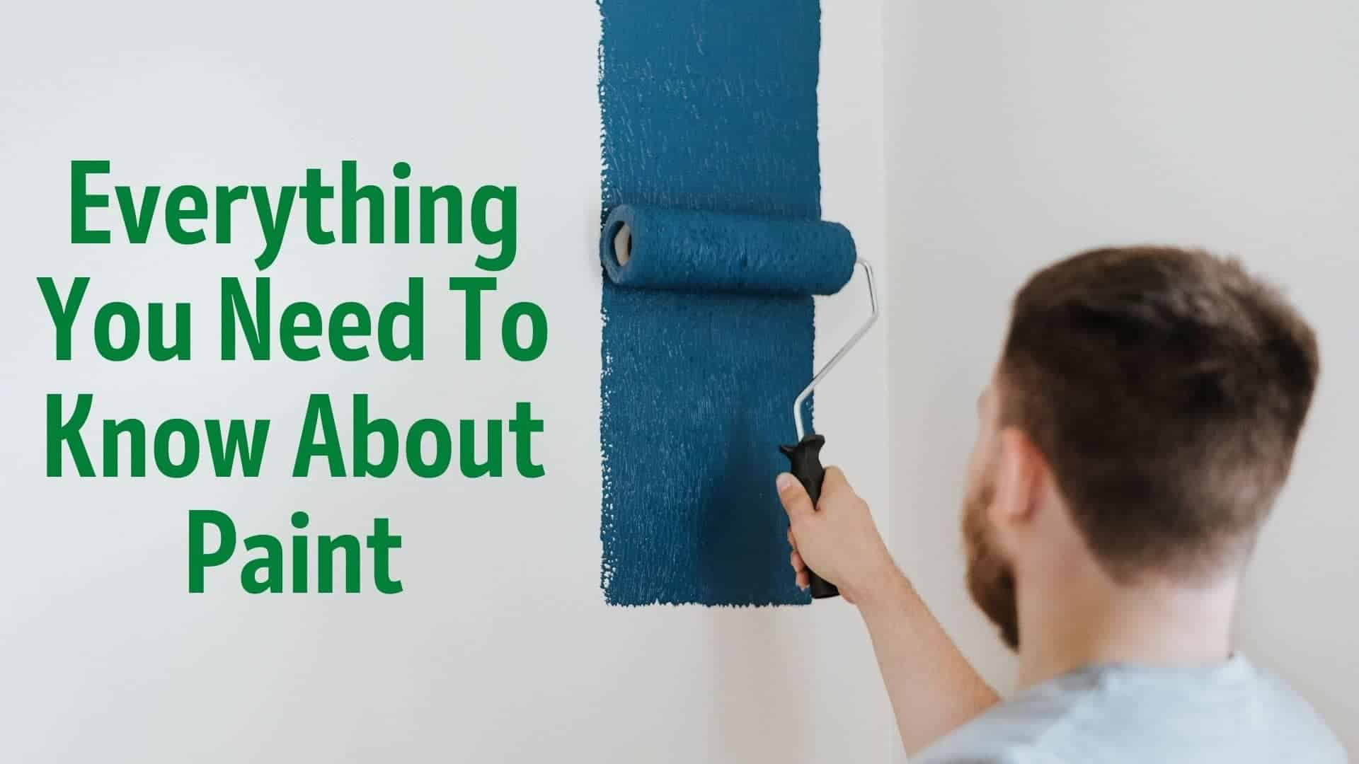 What Is Paint
