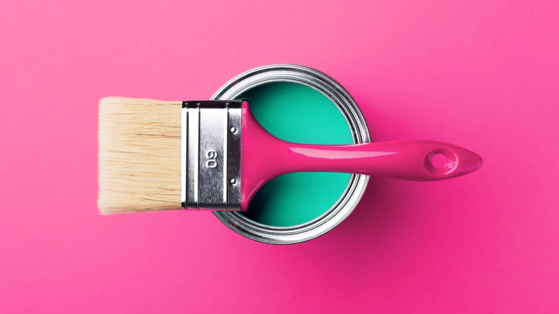 How To Make Hot Pink Paint