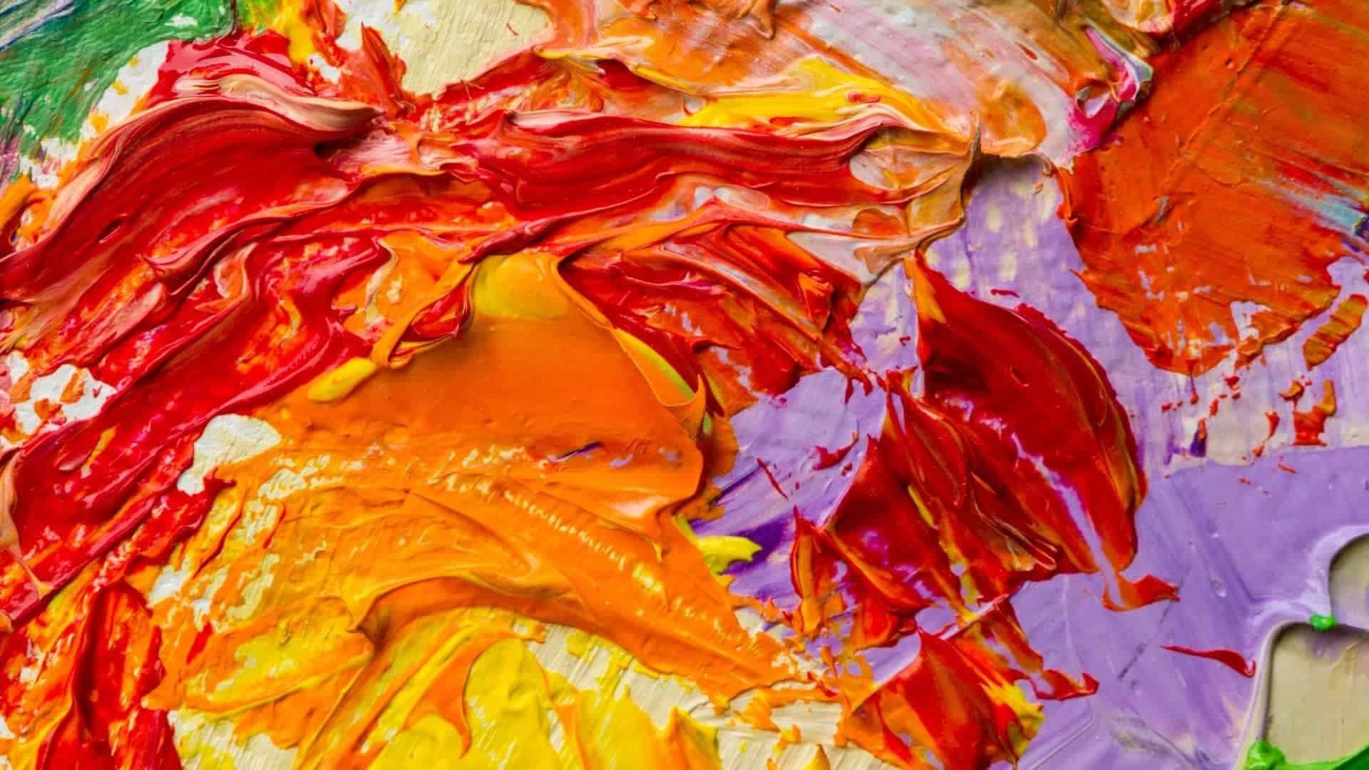 How To Dry Oil Paint Faster With Hair Dryer
