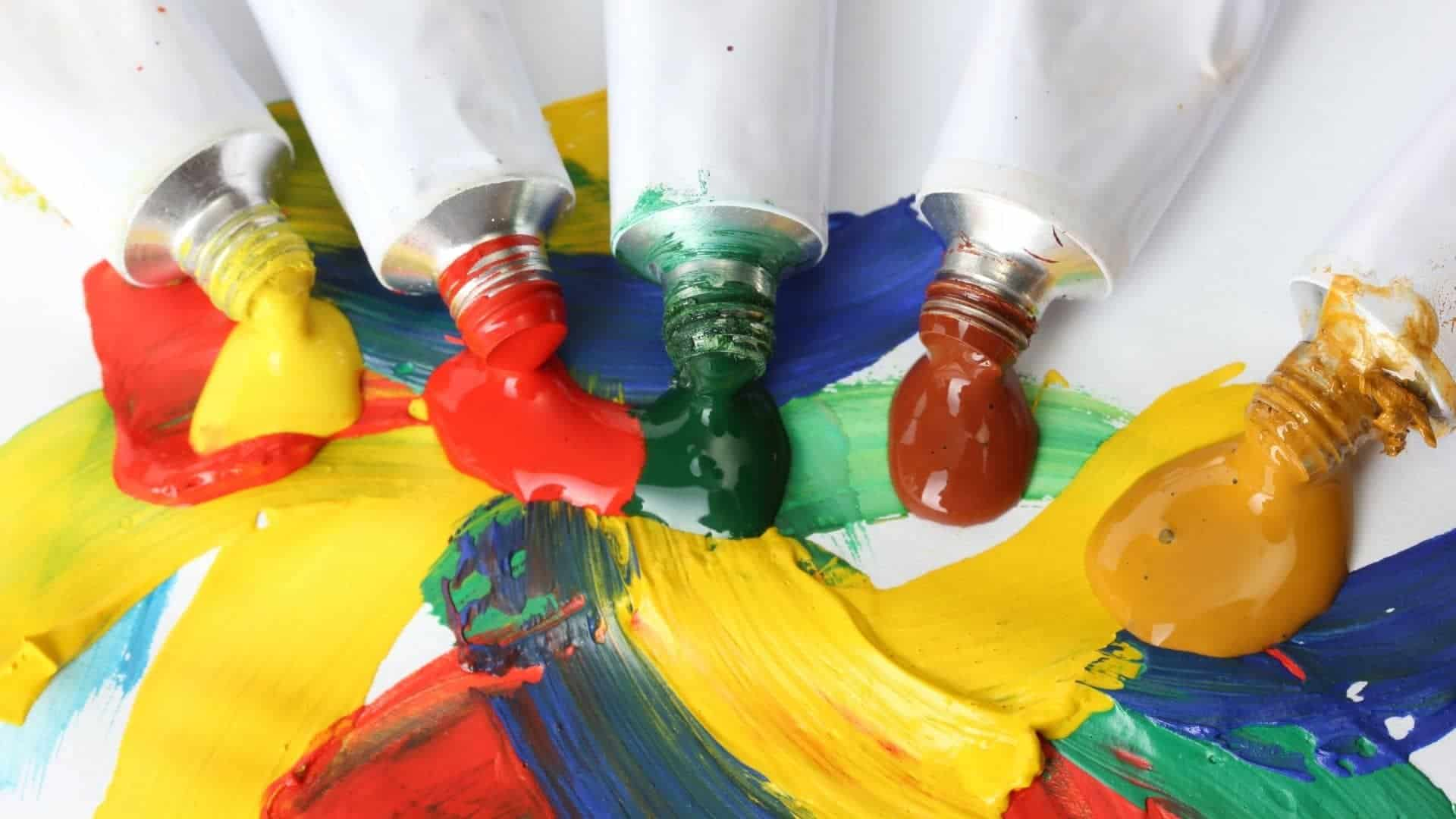 How To Make Acrylic Paints Behave Like Oil Paints