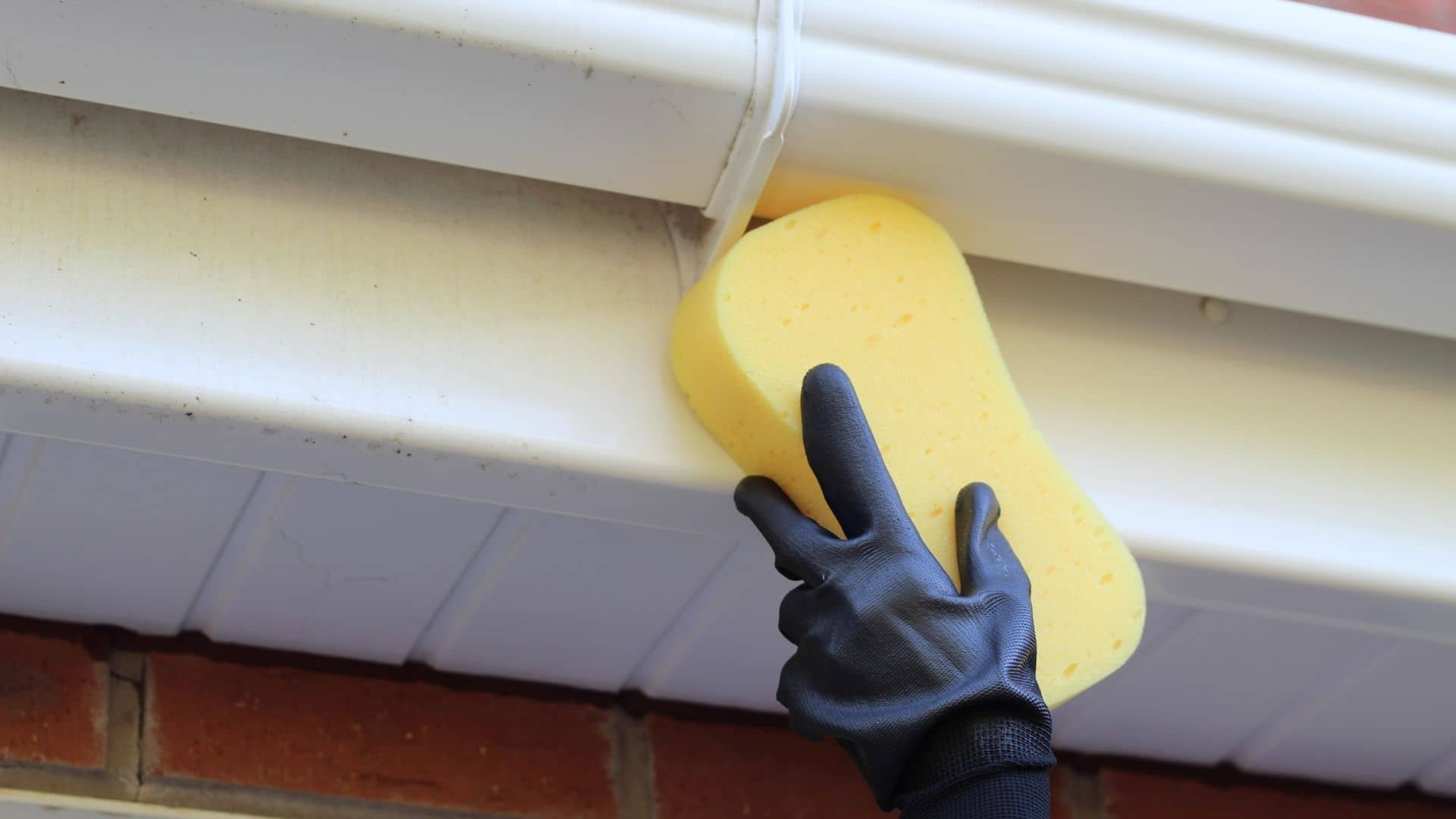 How To Paint Aluminum Fascia And Soffit