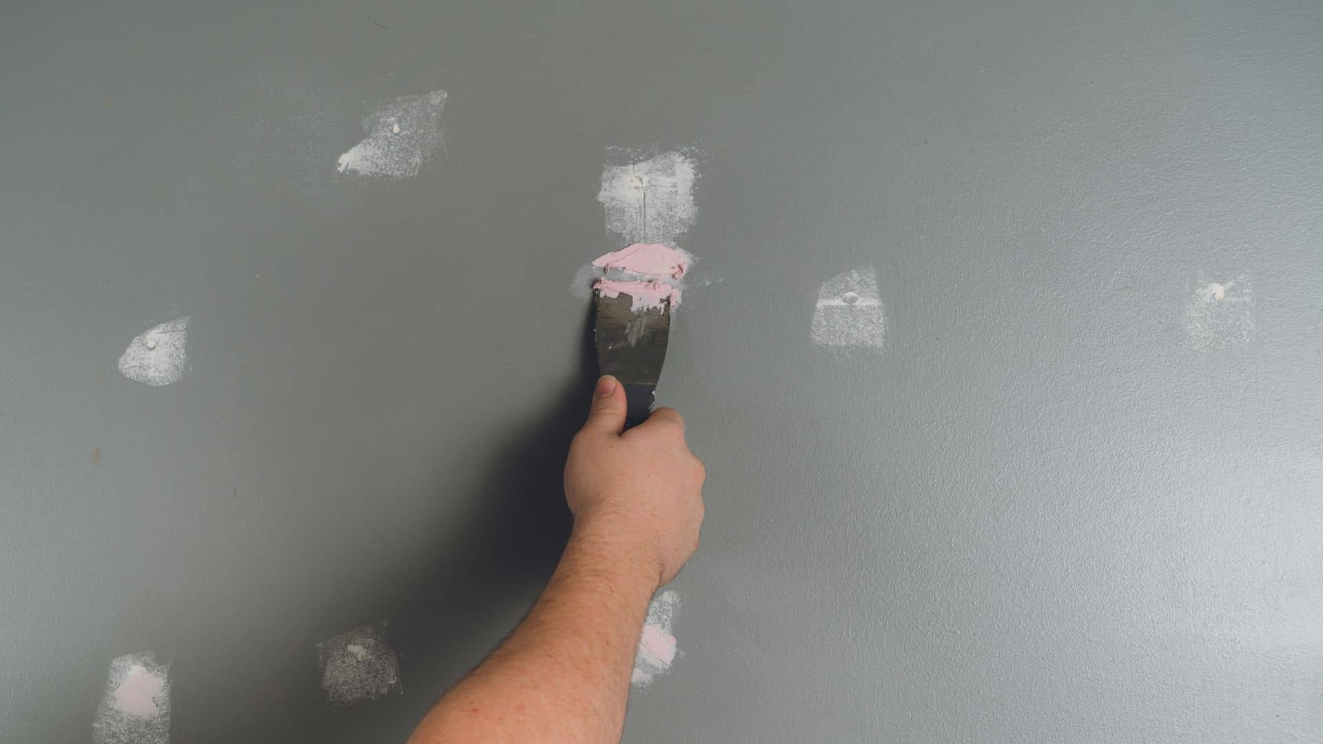 How To Paint Over Spackle