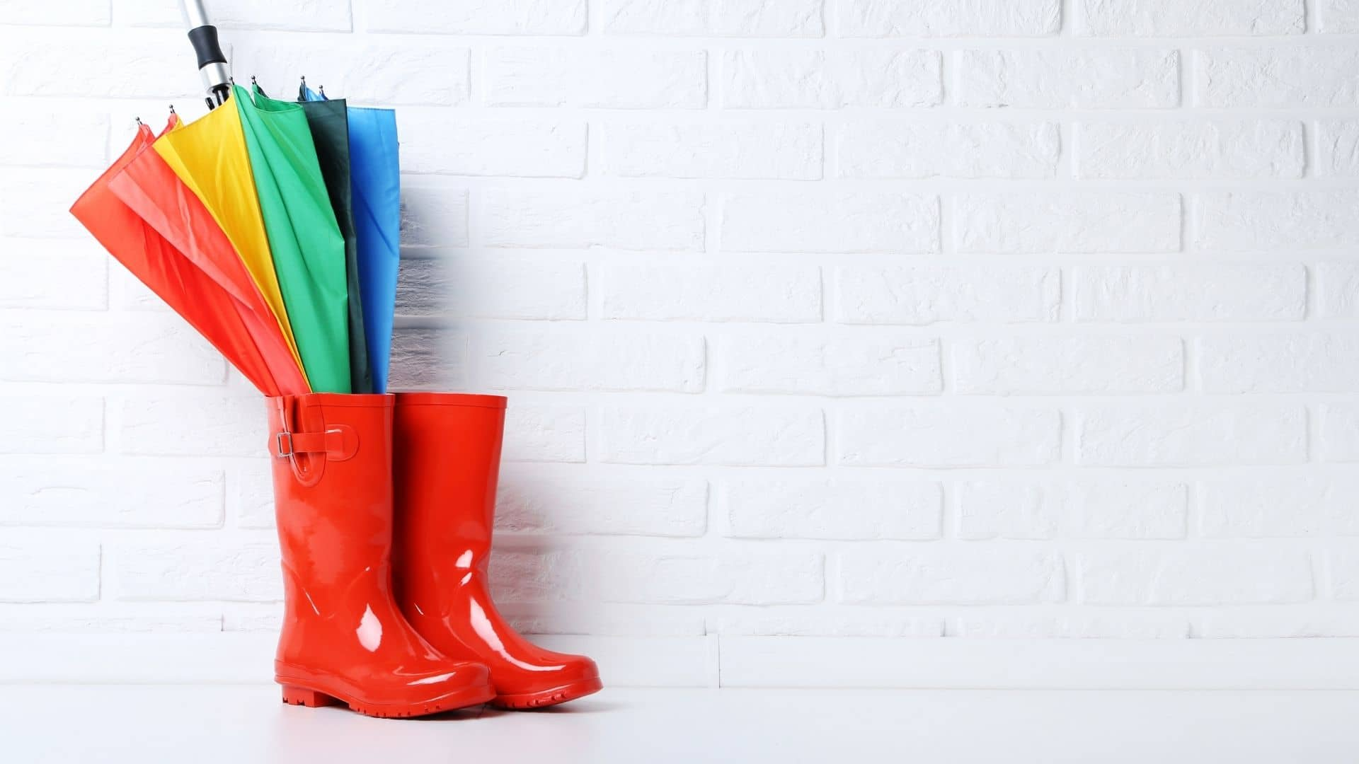 How to paint over rubber boots