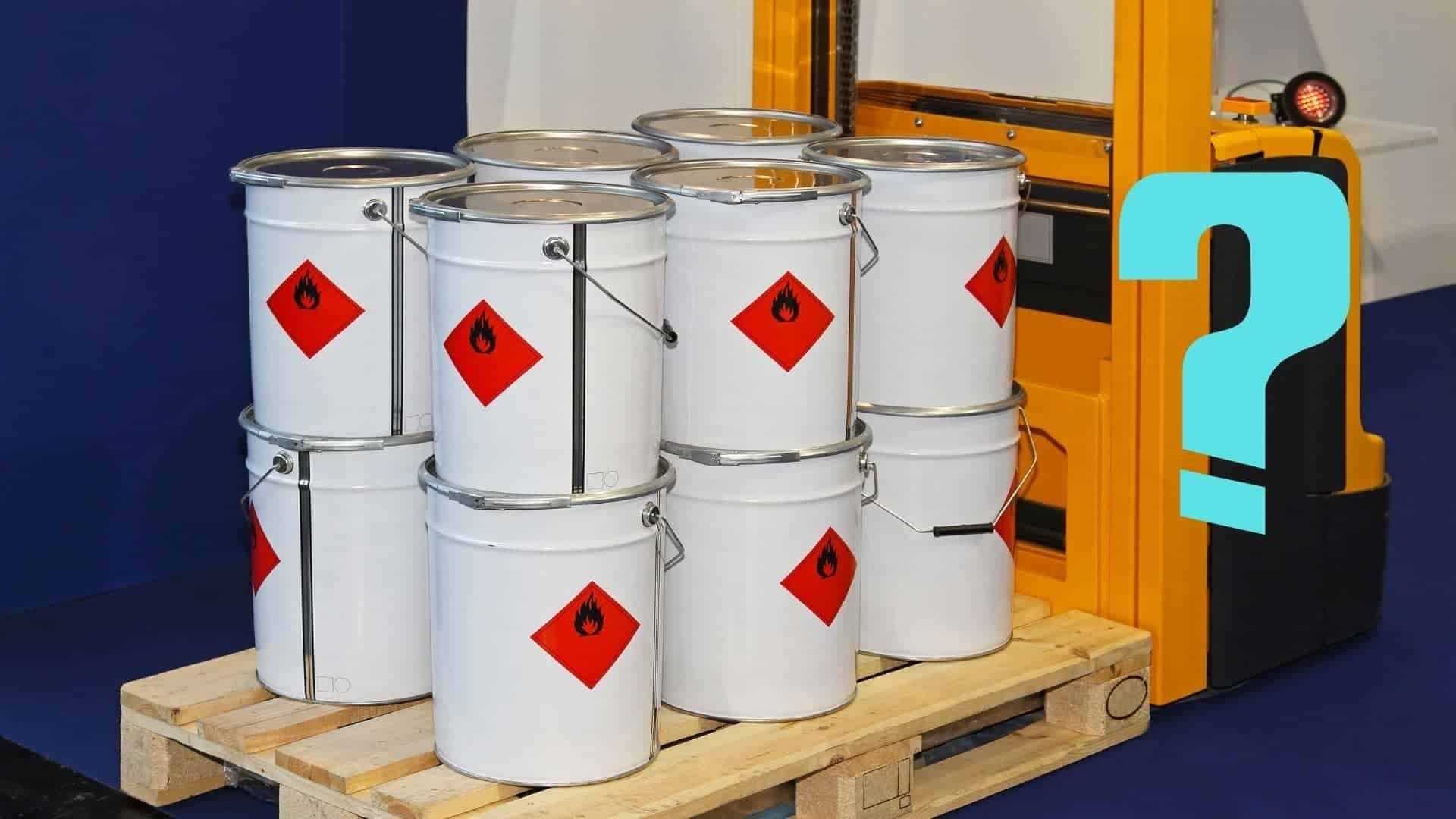 Is Latex Paint Flammable