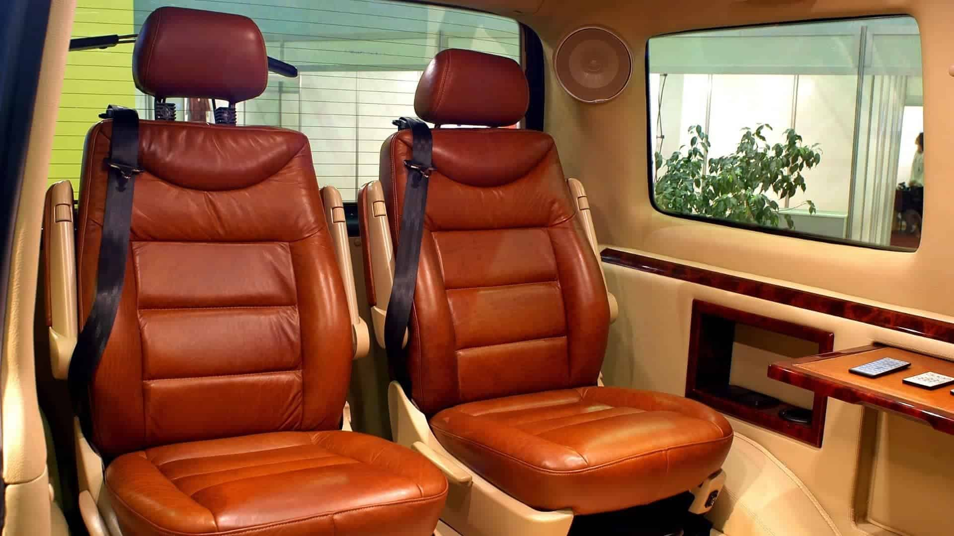How To Paint Leather Seats