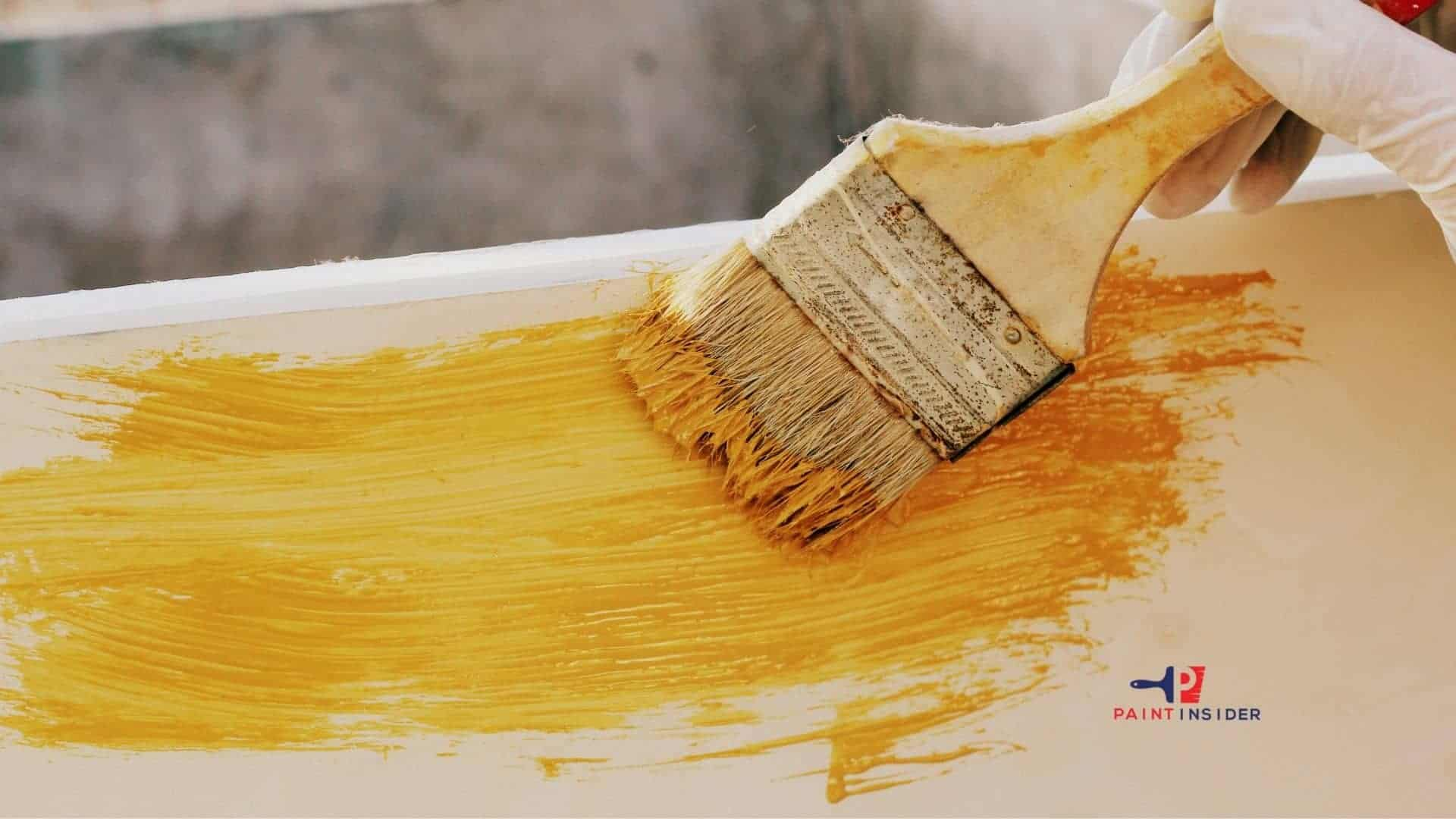 Best Gold Paint For Wood