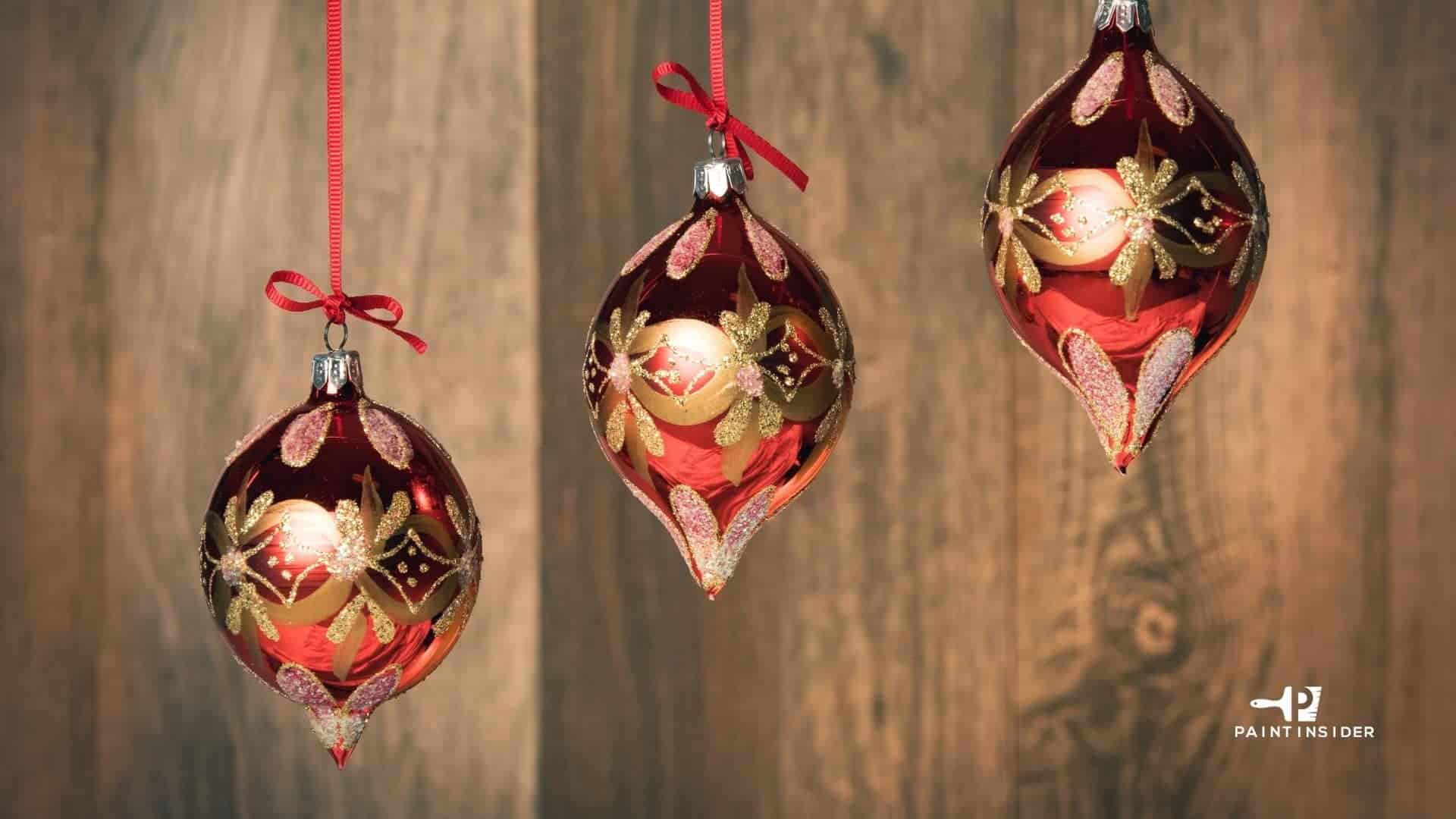 Best Paint For Glass Ornaments