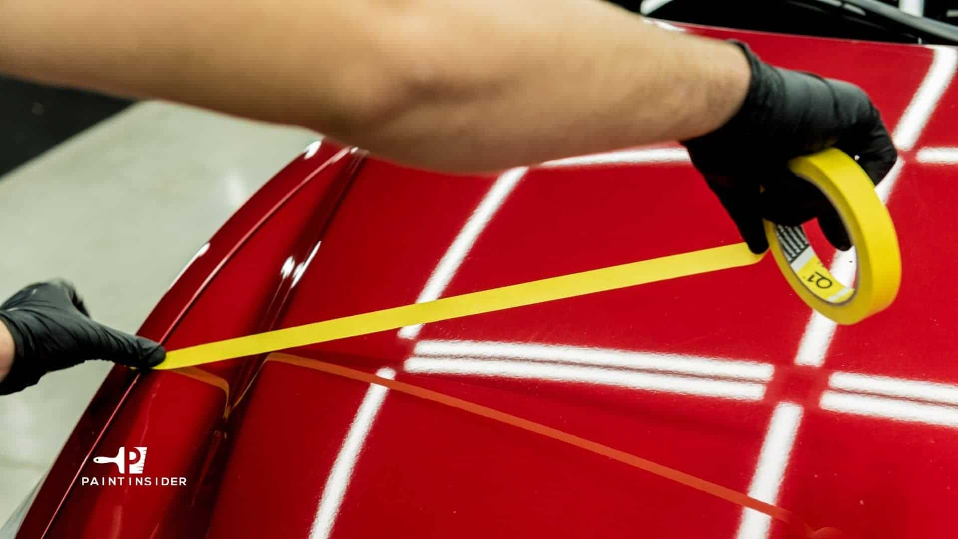 Best Tape To Use On Car Paint