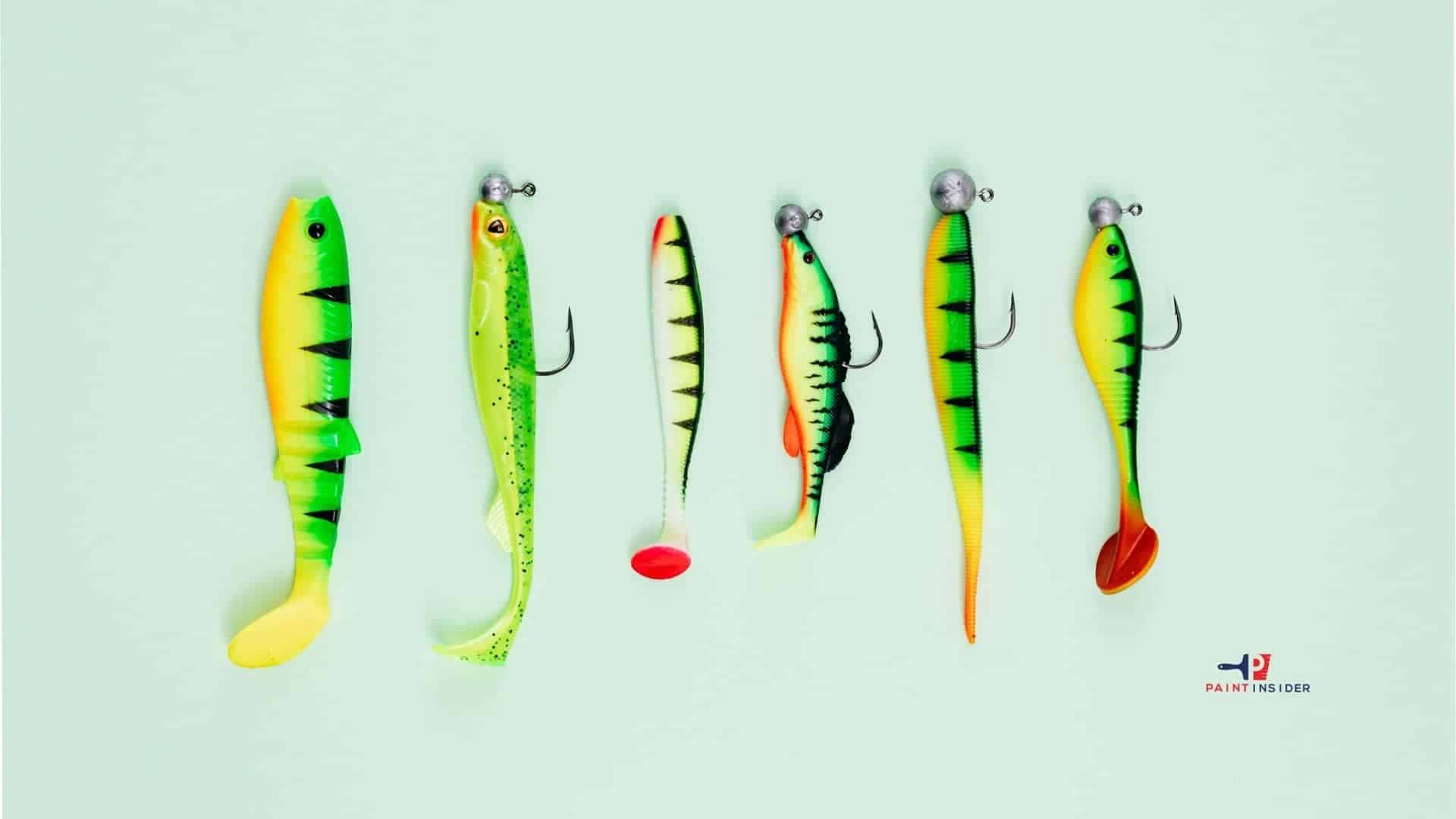Best Paint For Fishing Lures