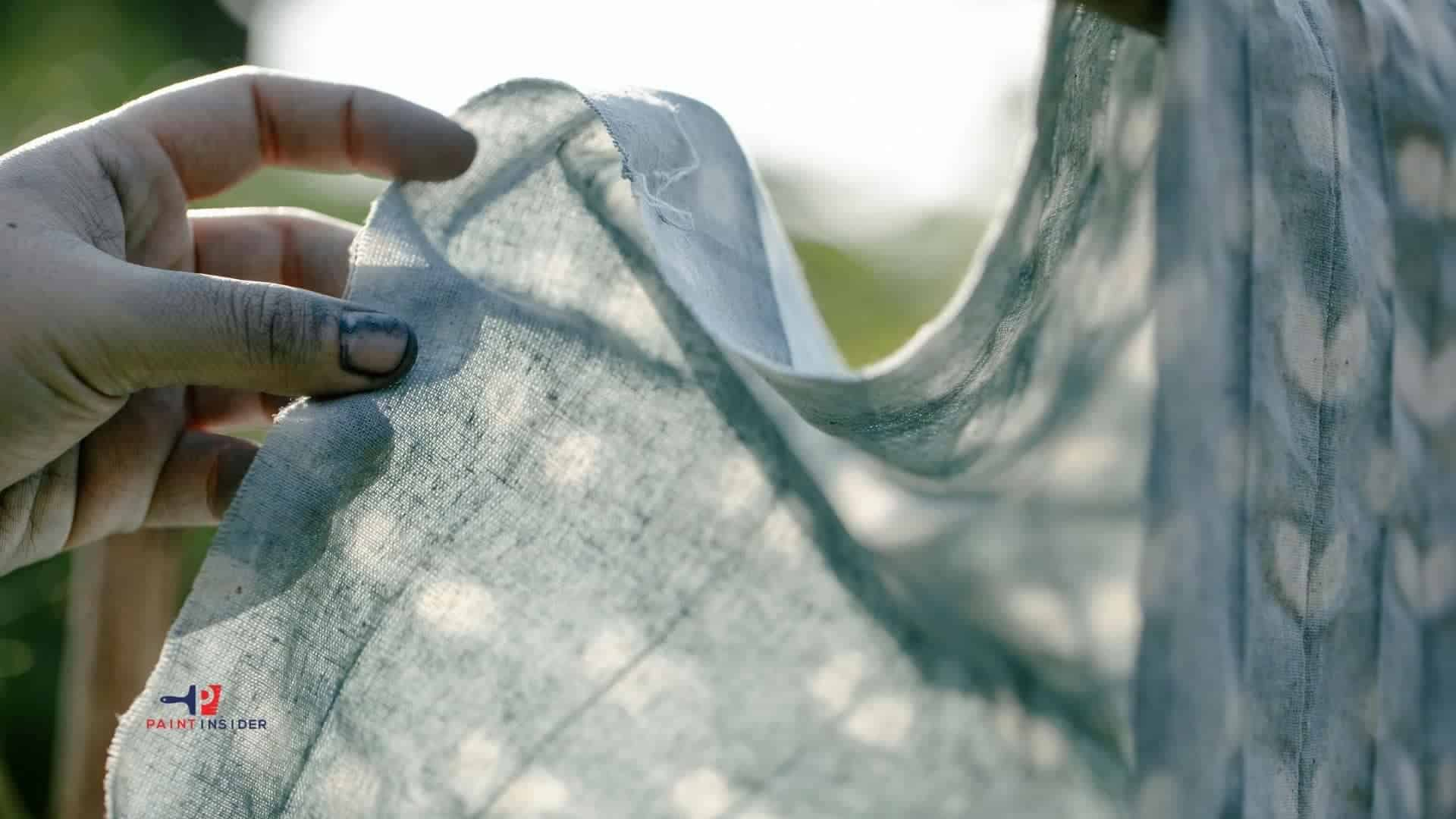 How To Dry Fabric Paint Fast