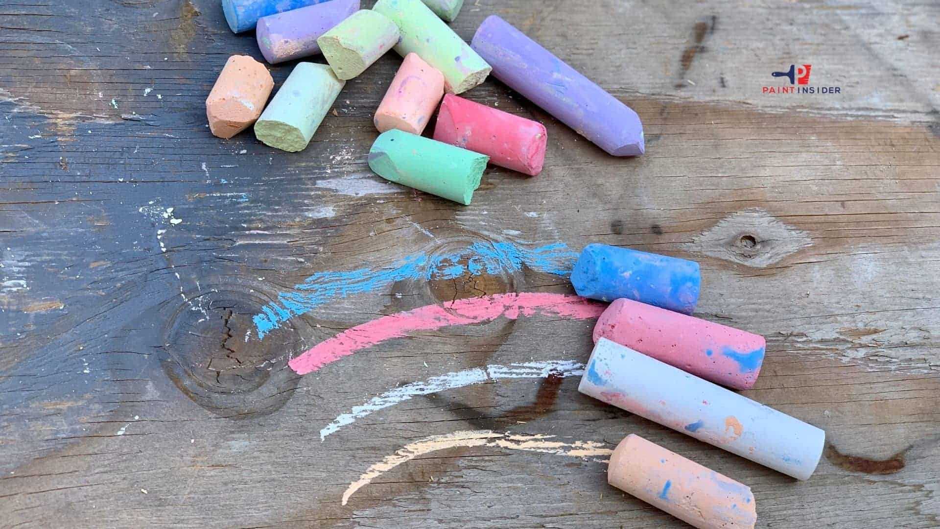 How To Get Chalk Paint Off