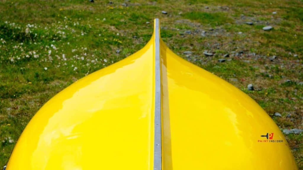 How To Paint A Boat Hull